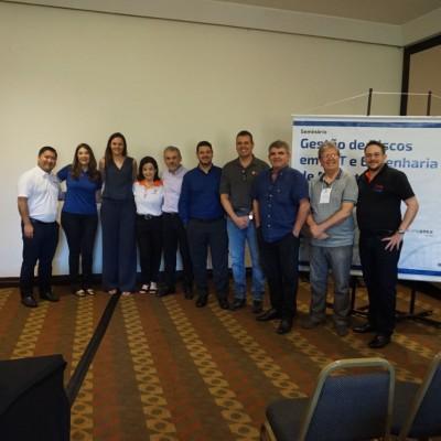 Seminário Gestao De Riscos em SST e Engenheria de Manutencao 2019